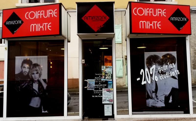 Coiffure amazone - Salon de coiffure place ste foy ...