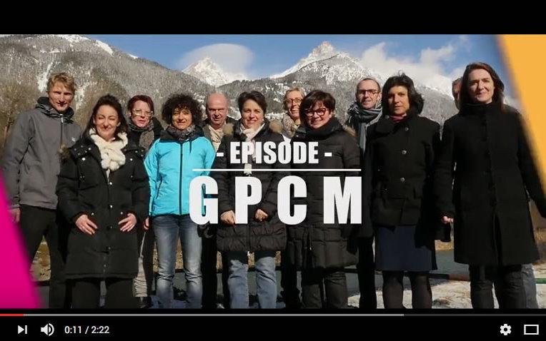 GPCM, la Web Série
