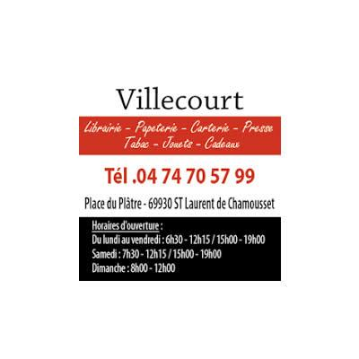 Tabac Presse Villecourt