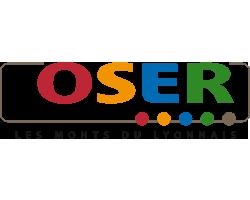 Logo Oser Les Monts du Lyonnais