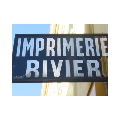 Imprimerie Rivier