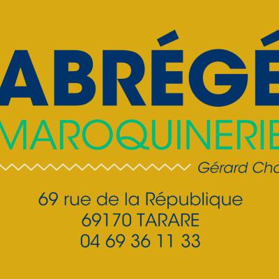 Abrégé Maroquinerie