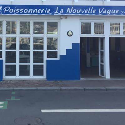 La Nouvelle Vague Poissonnerie