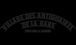 Logo Le village des antiquaires de la gare