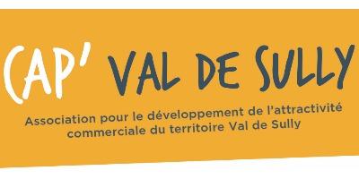 Logo CAP' Val de Sully