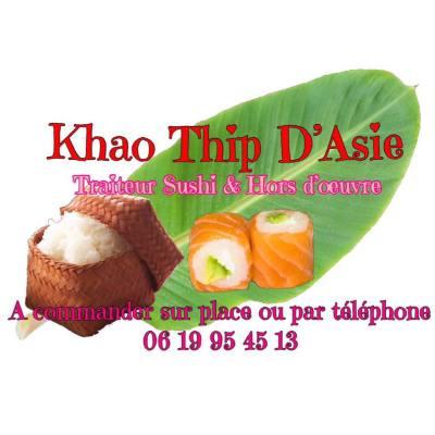 Khao Thip d'Asie