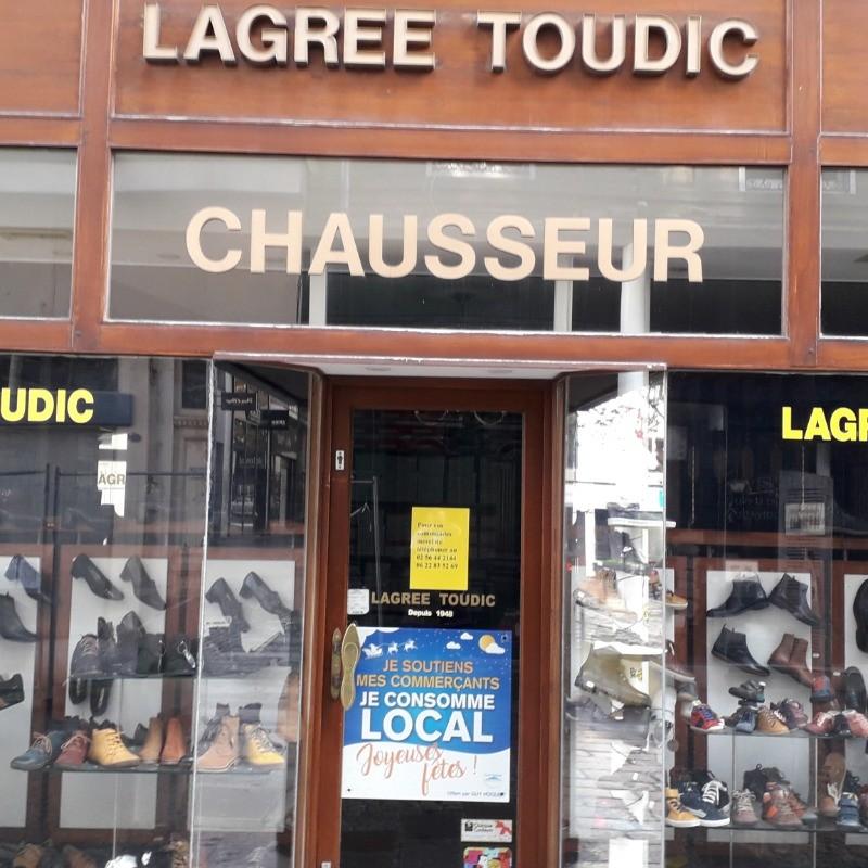 Chaussure Lagree Toudic