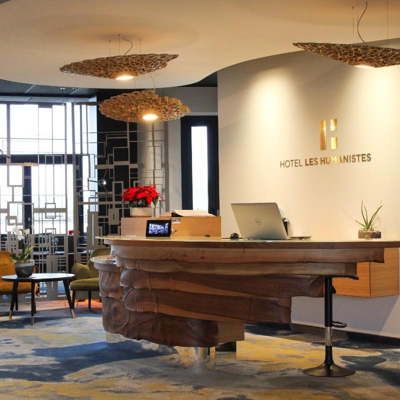 Hotel  et  Restaurant Les Humanistes Best Western
