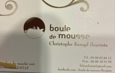 Boule de Mousse