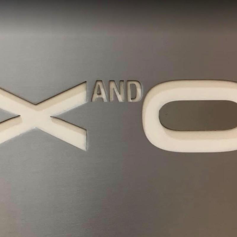 X  et  O