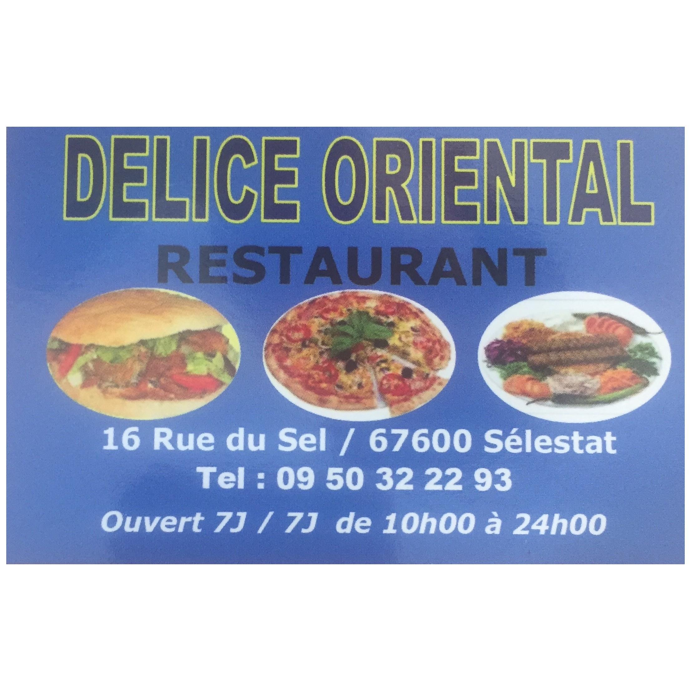 Delices Oriental