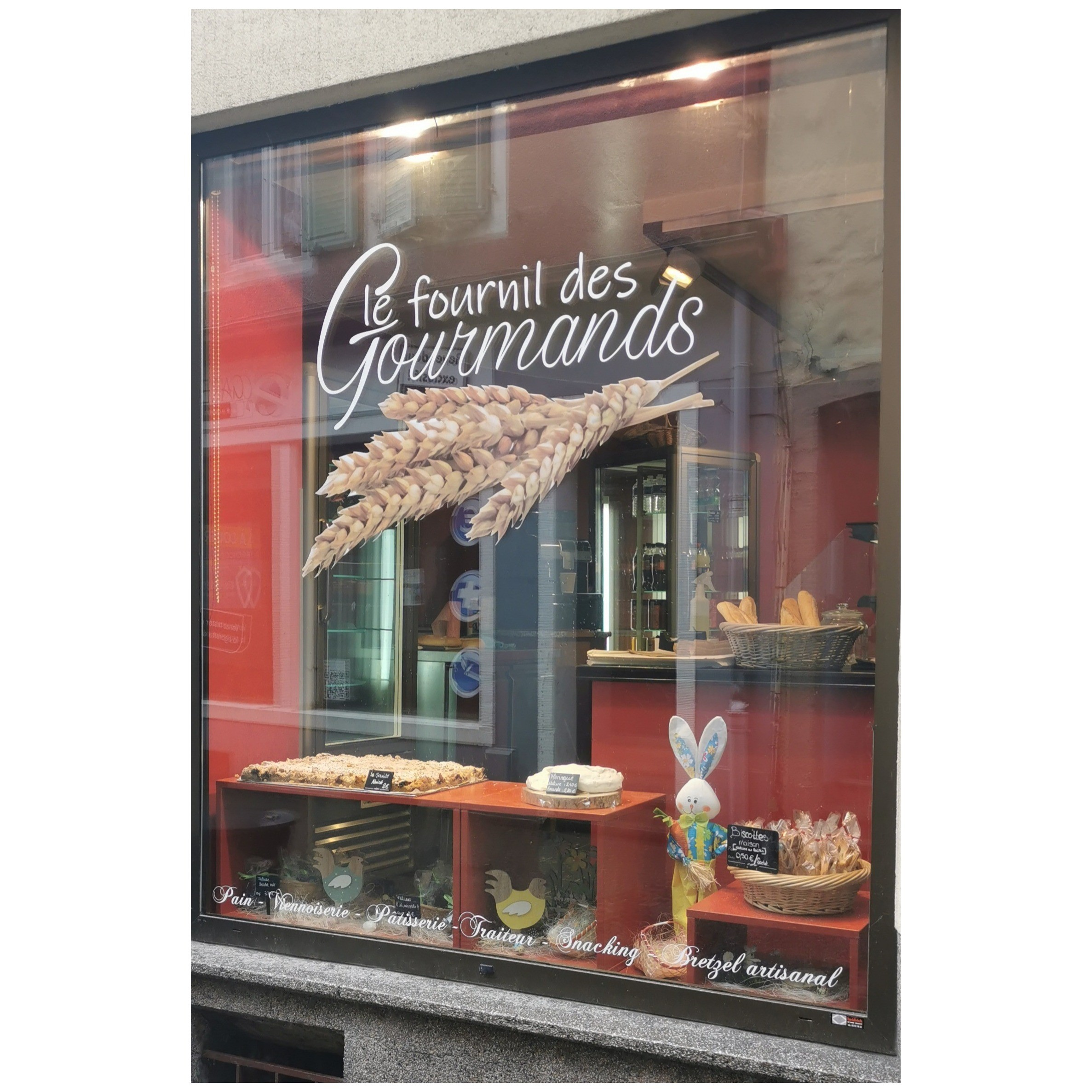 Le Fournil des Gourmands