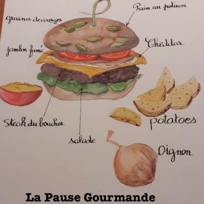La Pause Gourmande