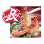 Logo Crevettes de Madagascar Label Rouge