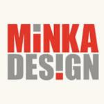 Logo Minka Design