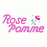 Logo Rose Pomme