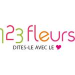 Logo 123 Fleurs