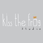 Logo Kiss the Frog Studio