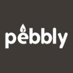 Logo Pebbly